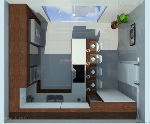 acabamentos de banheiro cozinhas planejada