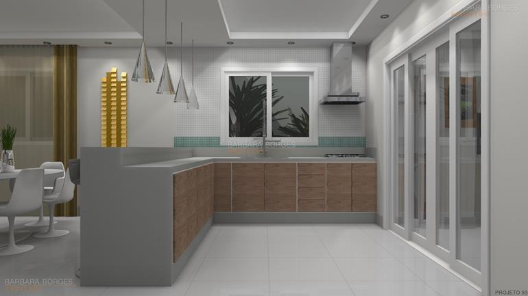 área externa cozinhas planejada