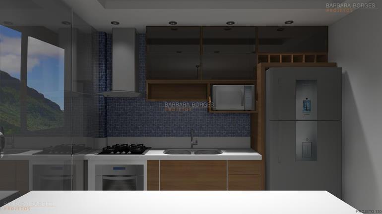 Edículas cozinhas planejadas