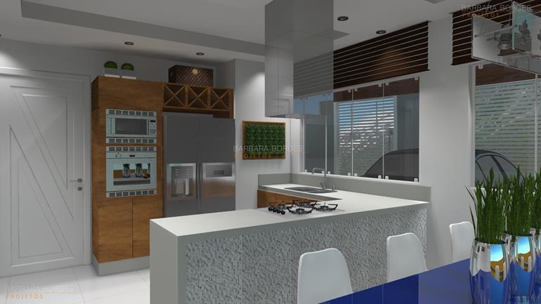 abajures para quarto cozinhas planejadas apartamentos pequenos