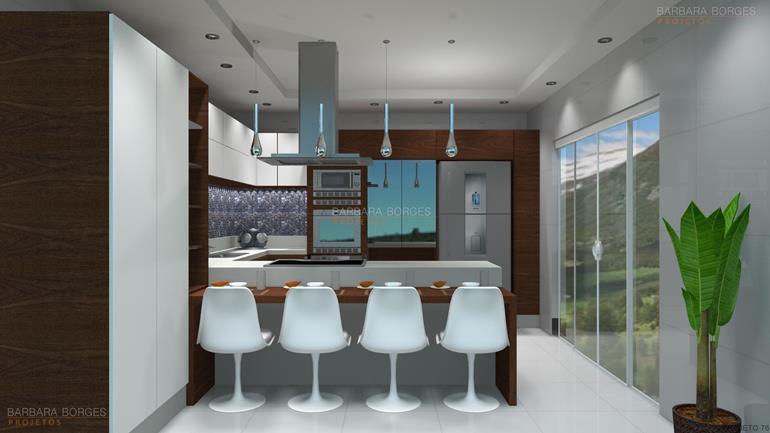 área externa cozinhas planejadas dellano