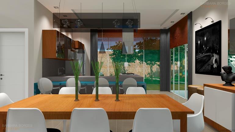 reformas e construção cozinhas planejadas modernas