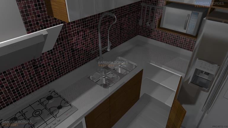 acabamentos de banheiro cozinhas planejadas modernas