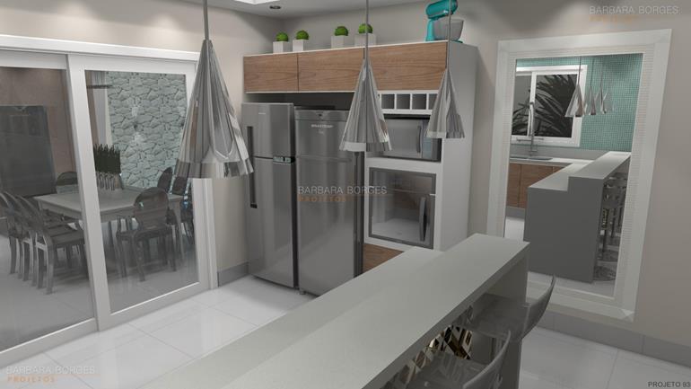 armario de cozinha preto e branco cozinhas planejadas modernas