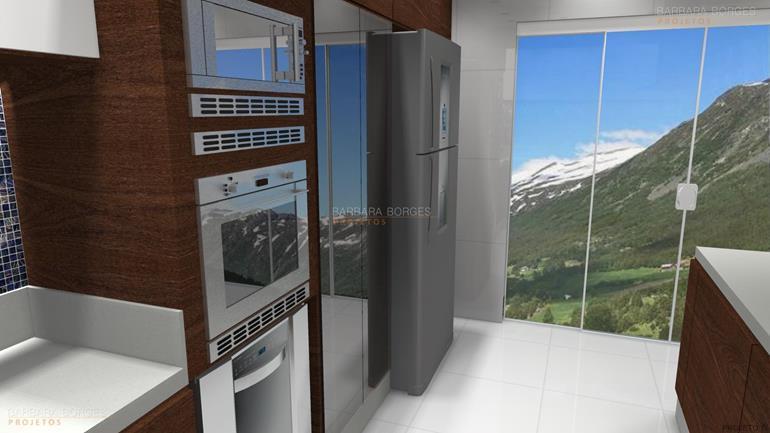 armario de cozinha preto e branco cozinhas planejadas todeschini