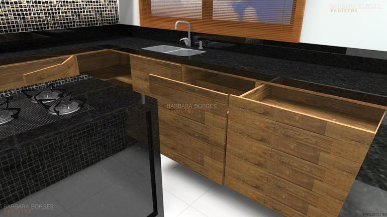 cozinhas projetadas