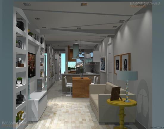 armario de cozinha preto e branco decoração ambientes