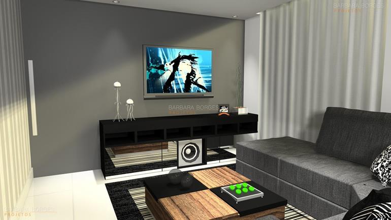 armarios de parede decoração ambientes