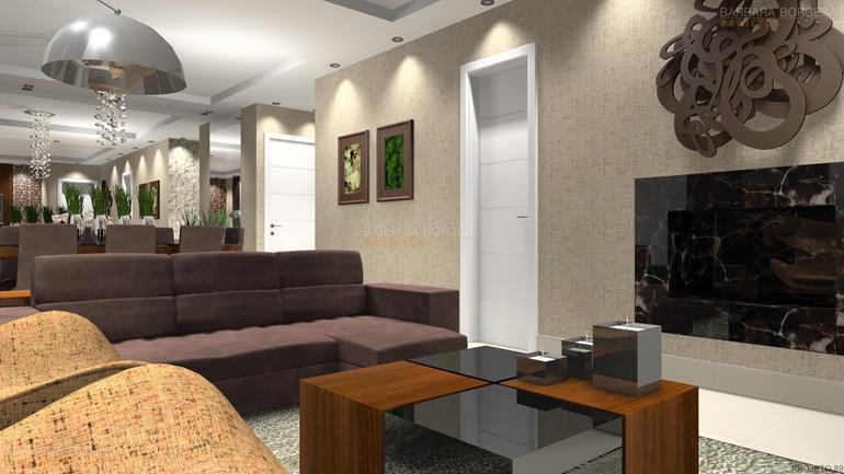 banheiros grandes decoração ambientes