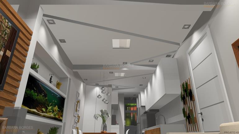 armário planejado decoração ambientes pequenos