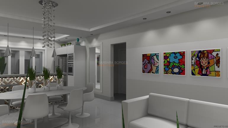 decoração ambientes pequenos