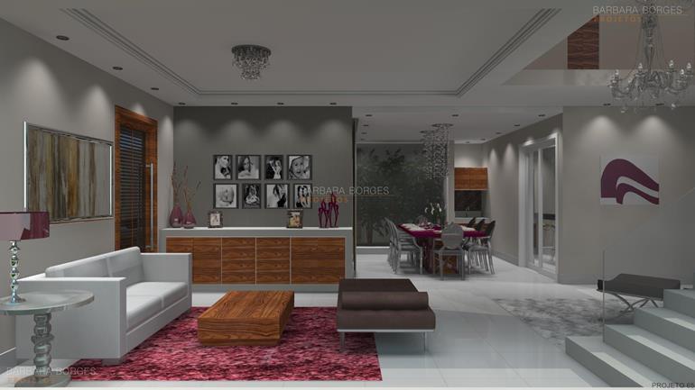 armario de cozinha preto e branco decoração apartamento pequeno