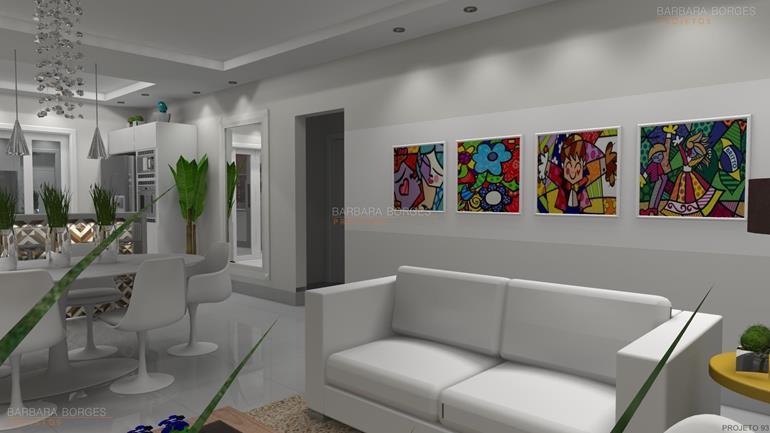 Decora o apartamentos pequenos barbara projetos for Fachadas para apartamentos pequenos