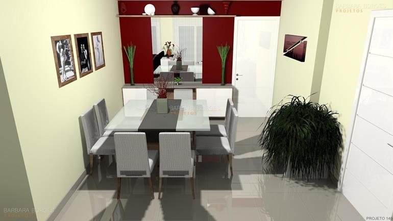 armarios planejados cozinha decoração apartamentos pequenos