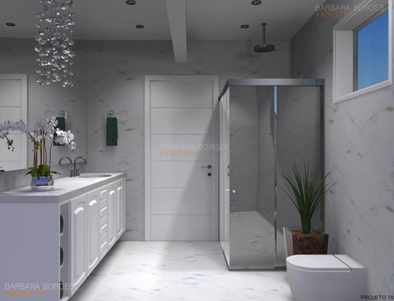 armarios de cozinha em aço decoração banheiro