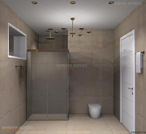 armarios de parede decoração banheiro pequeno