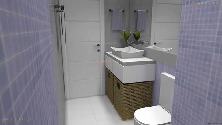 decoração banheiros