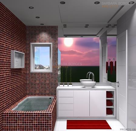 comodas de quarto decoração banheiros