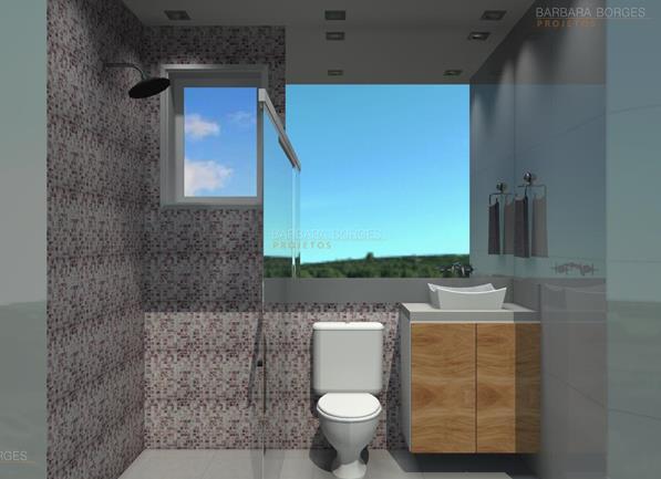artigos decoração decoração banheiros pequenos