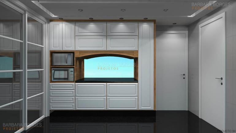 cozinha com area de serviço decoraçao cozinha
