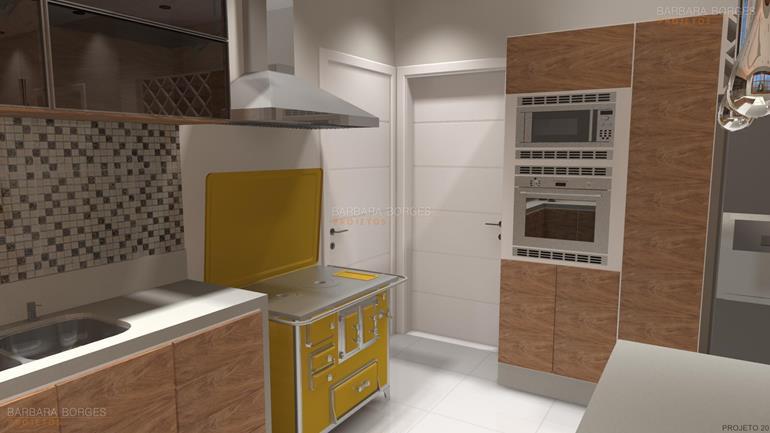 casa de decoração decoração cozinha americana
