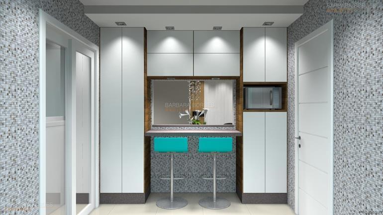 cozinha americana fotos decoração cozinha americana