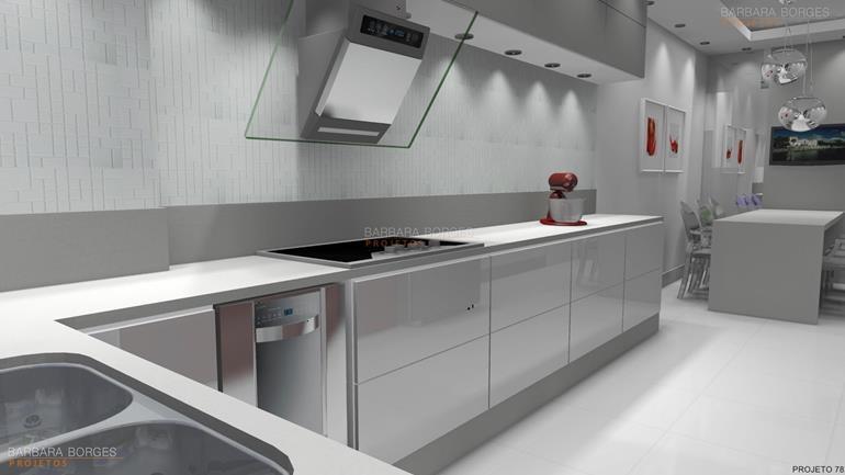 cozinha americanas decoração cozinha pequena