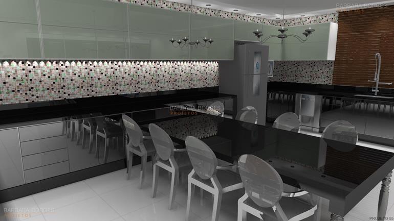 cozinha americana fotos decoração cozinhas pequenas