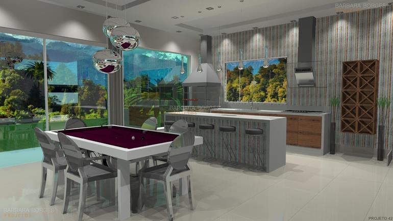cores para sala de jantar decoração interiores