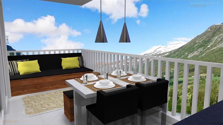 cozinha americana fotos decoração jardins