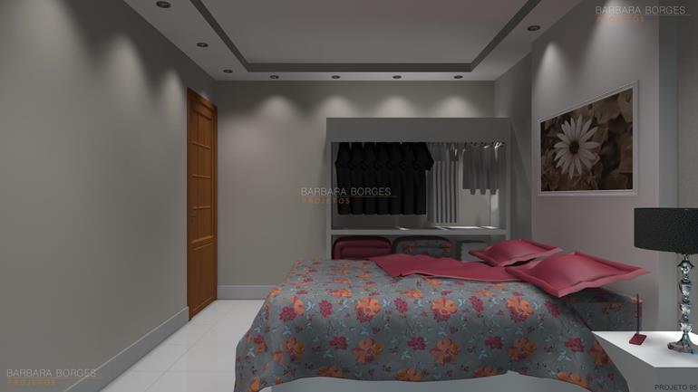 decoração quarto casal