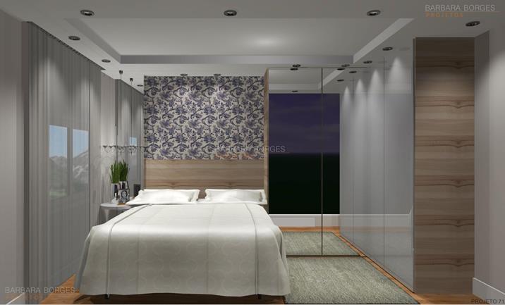 decoracao de interiores quarto de casal pequeno – Doitricom