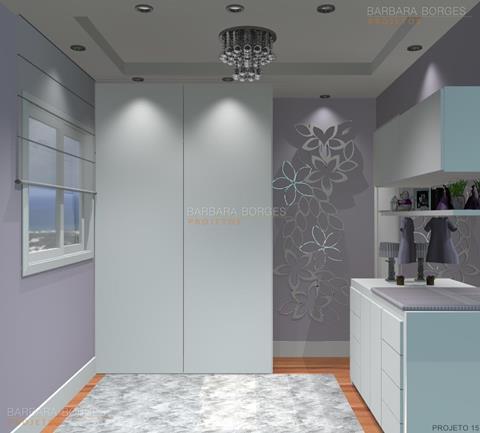 cubas para banheiros decoração quarto feminino