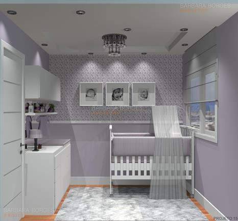 decoração de casas modernas decoração quarto infantil feminino