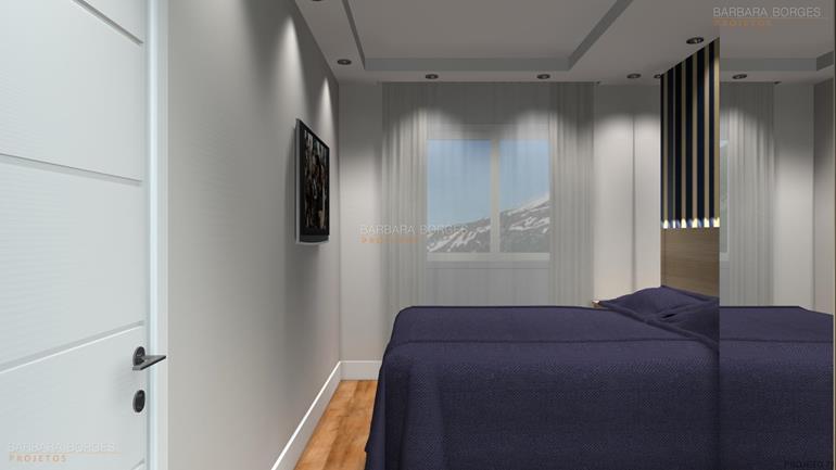 decoração de casas modernas decoração quarto pequeno