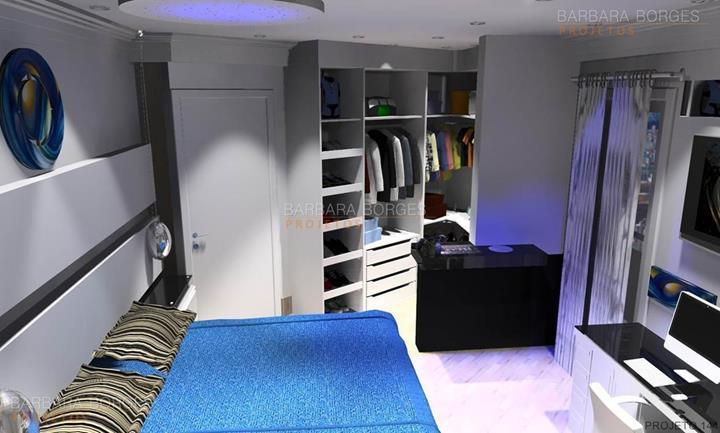 decoração para ambientes pequenos decoração quartos casal