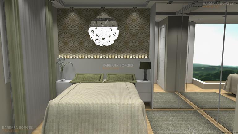 design de interiores online decoração quartos femininos