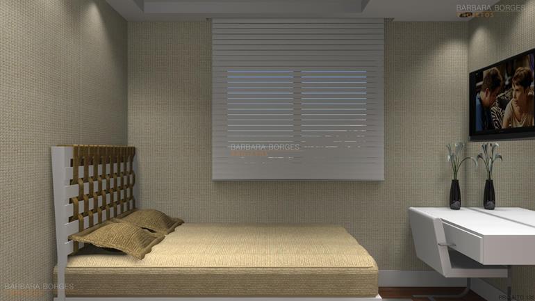 decorar a casa decoração quartos pequenos