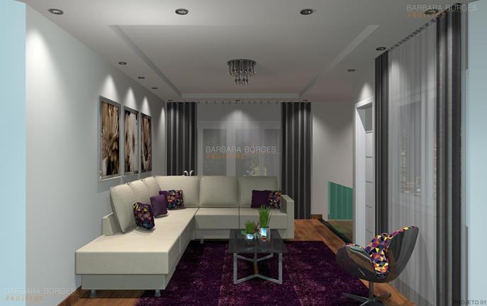 design de interiores rj decoração sala estar jantar