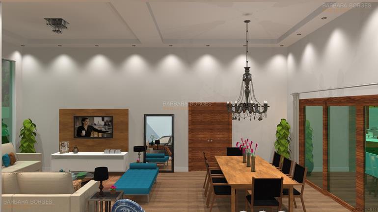 decorar quarto de casal decoração sala jantar
