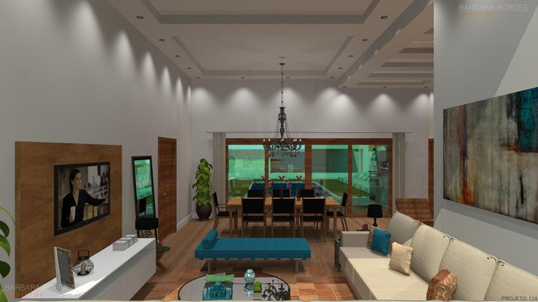 design de interiores online decoração sala pequena
