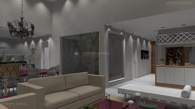 decoração espaço gourmet decoração sala tv