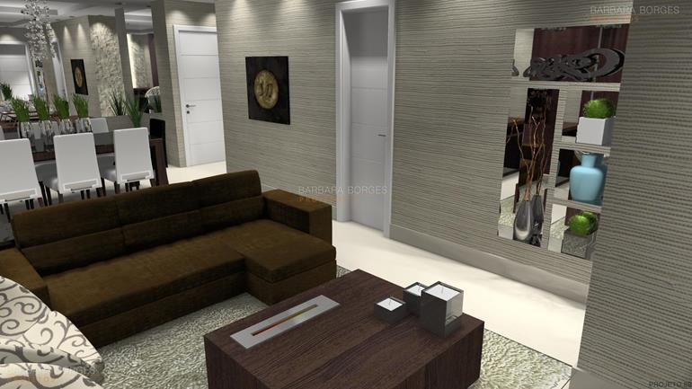 dormitorio casal completo decoração sala tv