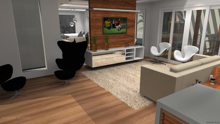 decoração salas pequenas