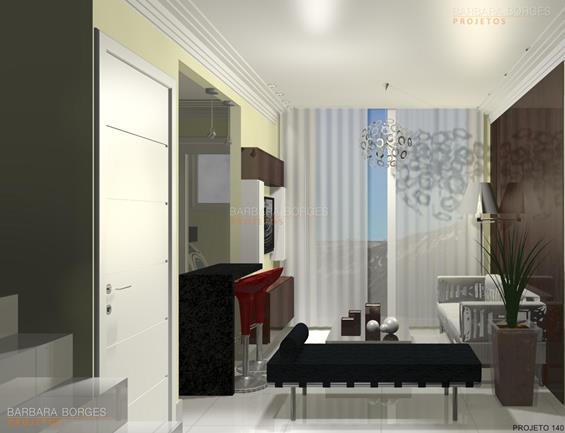 dicas de decoração para quartos decoração varanda