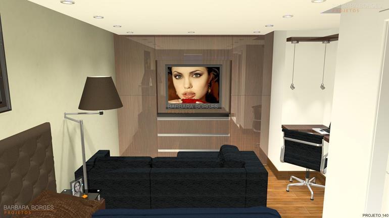 dicas decoração quarto decoração varandas