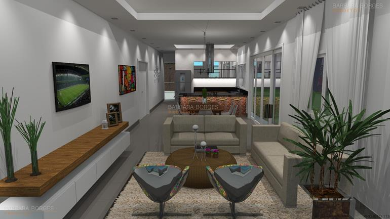 dormitorio casal completo decoração varandas