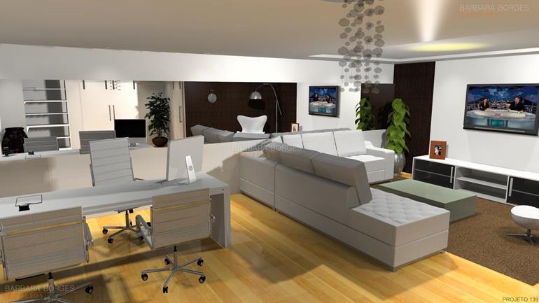 dormitorio casal completo decorações casas
