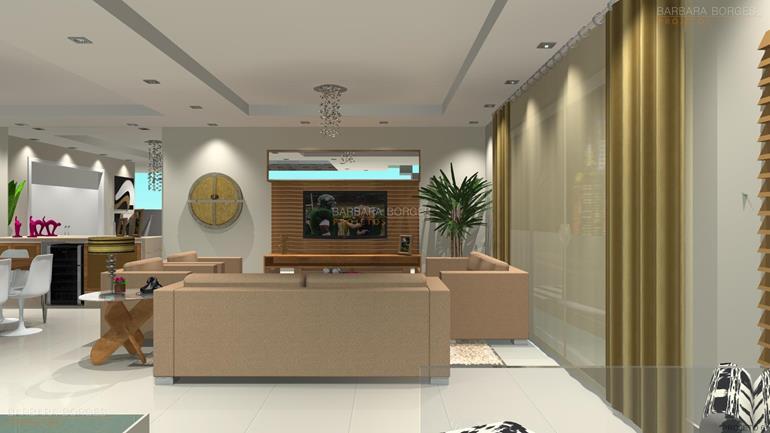 dicas de decoração para quartos decoradora casas apartamentos projeto 3D