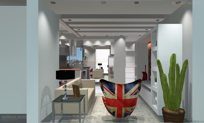 estante para quarto infantil decoradora casas apartamentos projeto 3D